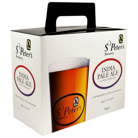 Солодовый экстракт St.Peters - India Pale Ale (3 кг.)