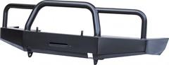 Бампер РИФ передний УАЗ Симбир 3160/62 стандарт с кенгурином