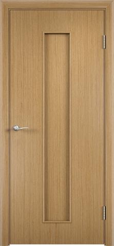 Дверь Верда С-21, цвет дуб, глухая