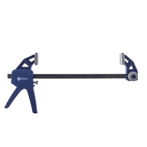 Струбцина пистолетная КОБАЛЬТ 300 мм, быстрозажимная (244-728)