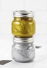 Клей для слайма Elmer's Glitter Glue блестящий золотой 177 мл