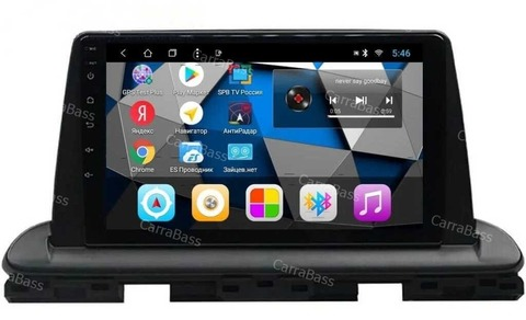Штатная магнитола  СB 3266T3 для Kia Cerato (2019+) Android 8.1