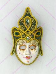 Интерьерная малая маска Барыня