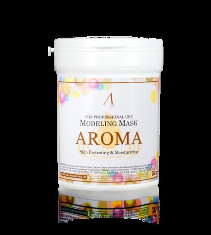 Anskin Aroma Modeling Mask маска альгинатная антивозрастная