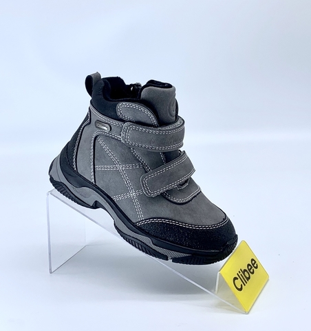 Clibee (зима) H253 Black/Grey 26-31