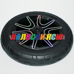 Колесо для детской коляски №003066 надув 10 дюймов без вилки 54-152 10х2,0