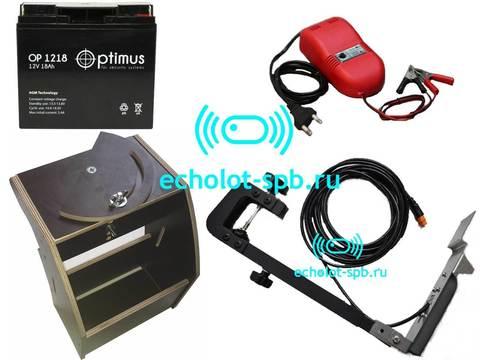 Комплект аксессуаров для эхолотов Garmin с датчиком GT52HW-TM