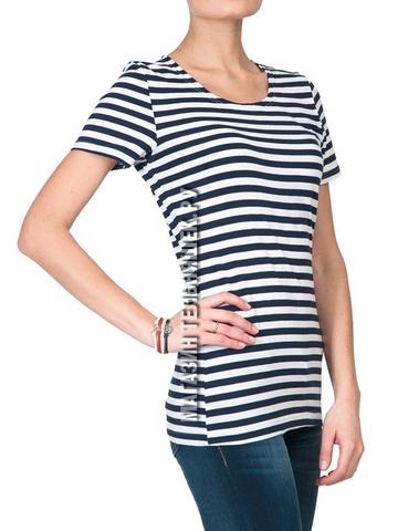 Женская футболка-тельняшка - Магазин тельняшек.ру 8-800-700-93-18