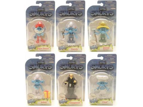 The Smurfs Movie Grab 'Ems Series 02