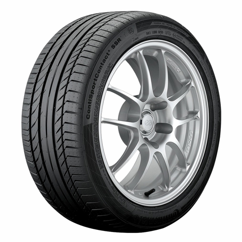 Continental ContiSportContact 5 R17 225/45 91W