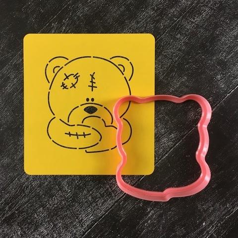 Мишка Тедди №13 с сердечком