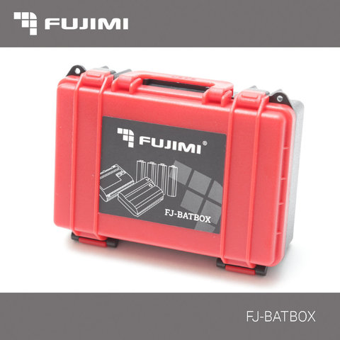 Бокс для хранения аккумуляторов и карт памяти Fujimi FJ-BATBOX