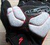 Велосипедные перчатки Specialized длинные (серые)