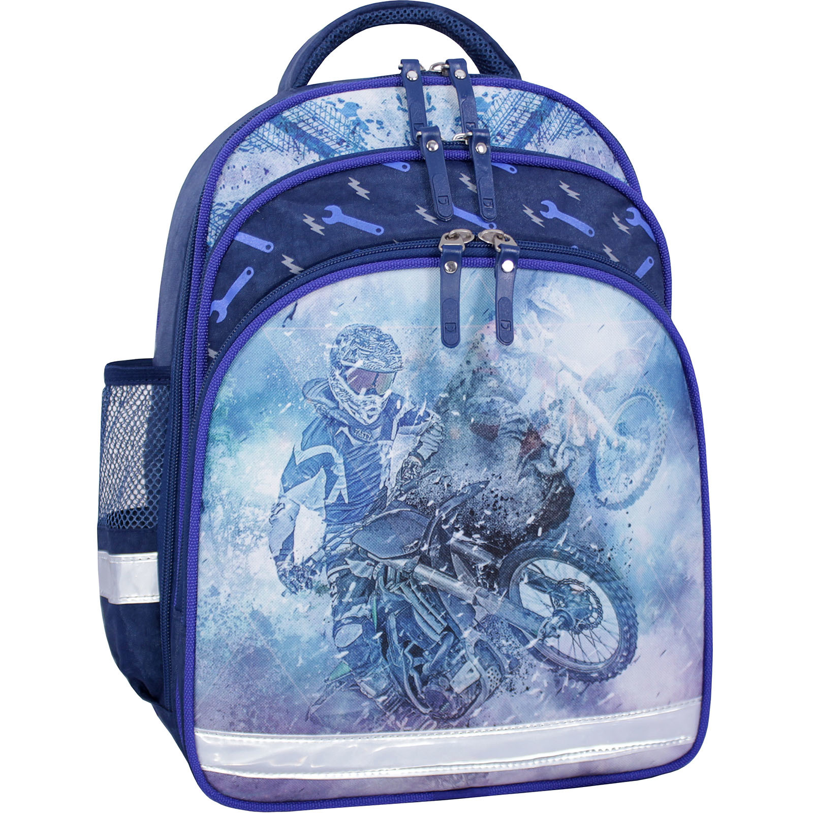 Для детей Рюкзак школьный Bagland Mouse 225 синий 534 (00513702) IMG_2548_суб.534_.JPG