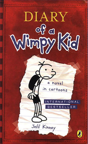 9780141324906 - Diary of a wimpy kid 1
