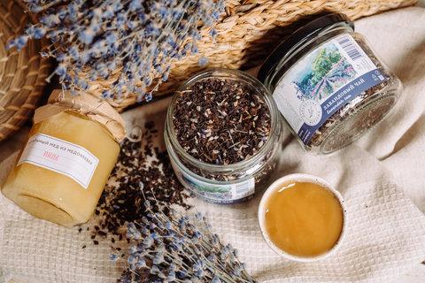 Лавандовый чай, Краснополянская косметика, 50 гр.