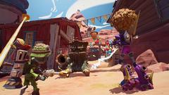 Plants vs. Zombies: Битва за Нейборвиль. Полное издание (Nintendo Switch, русские субтитры)