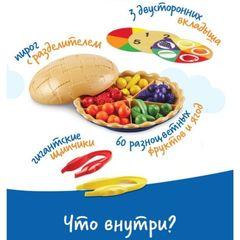 Сортер Ягодный пирог (68 элементов, русский язык) Learning Resources, арт. LSP-6216-SEN