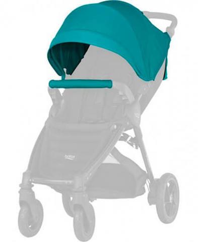 Капор для коляски B-Agile 4 Plus, B-Motion 4 Plus, B-Motion 3 Plus Lagoon Green