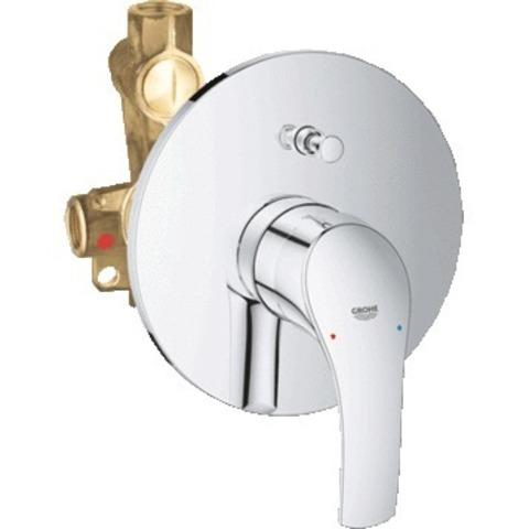 Смеситель для ванны GROHE Eurosmart New (33305002)