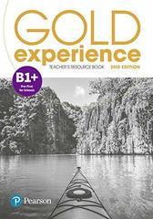 Gold Experience 2ed B1+ Teacher's Resource Book
