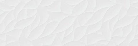 Плитка Glory рельеф белый GOU052 750х250