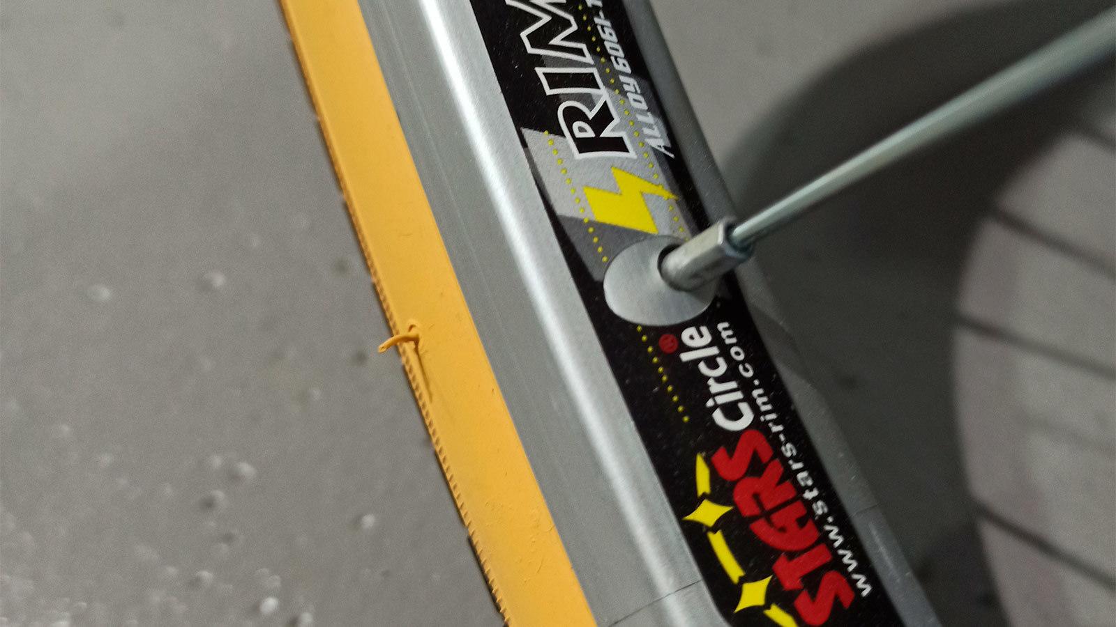 заднее колесо складного велосипеда MyPallas M509