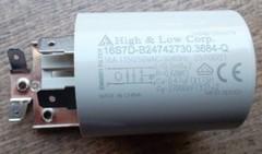 Помехоподавляющий фильтр стиральной машины Горенье код детали 291559,зам. 587576, 587575, 192570, 124488, 267515