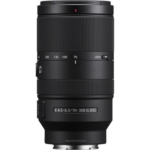 Купить объектив Sony SEL70350G в Sony Centre Воронеж