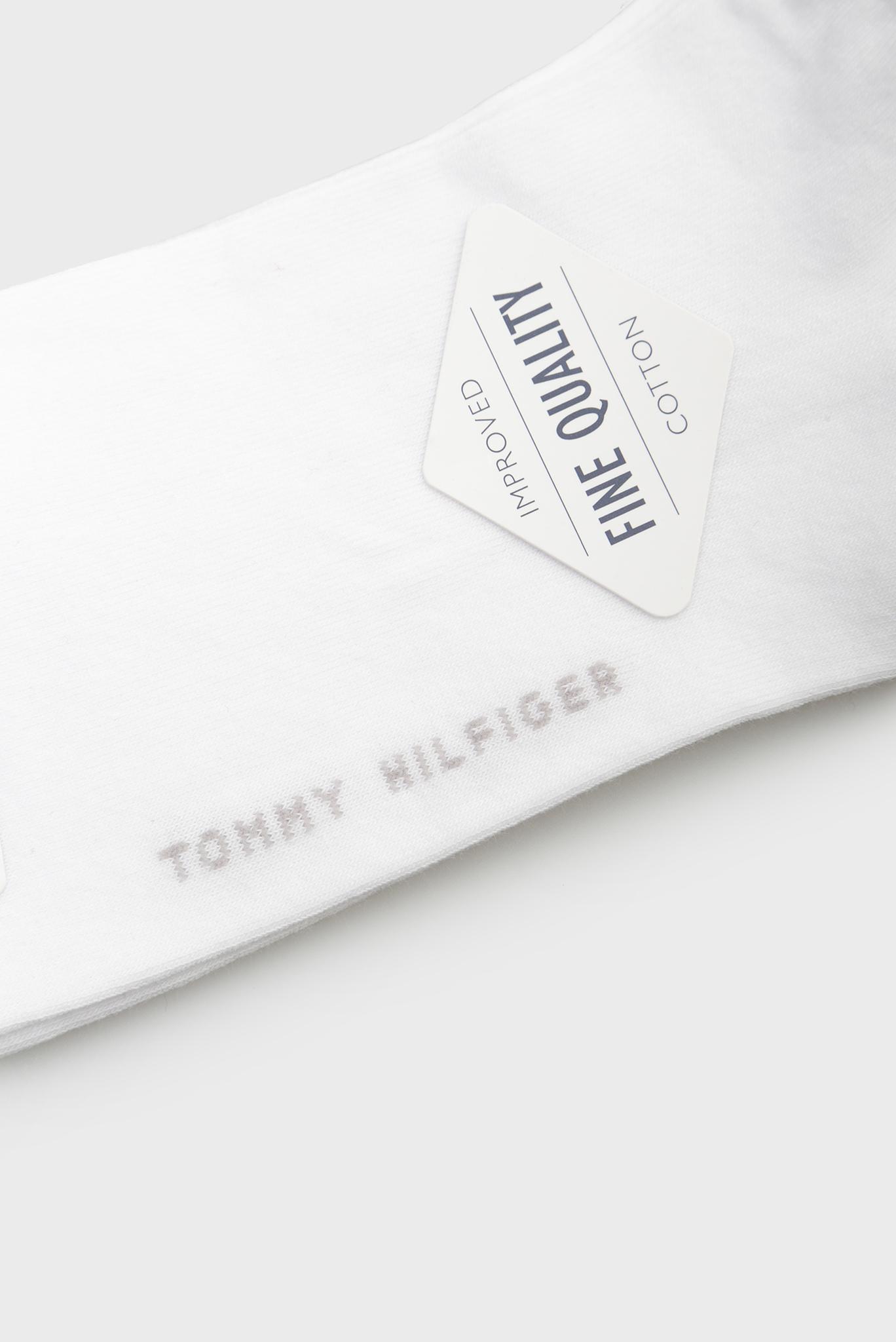 Женские белые носки (2 пары) Tommy Hilfiger
