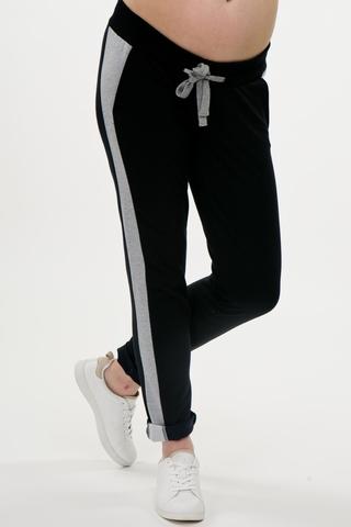 Спортивные брюки для беременных 10440 синий