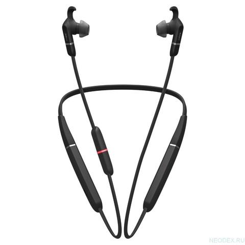 Jabra Evolve 65e MS & Link 370 беспроводная Bluetooth гарнитура ( 6599-623-109 )