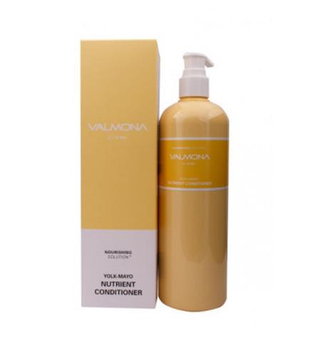 [VALMONA] Кондиционер для волос ПИТАНИЕ Nourishing Solution Yolk-Mayo Nutrient Conditioner, 480 мл