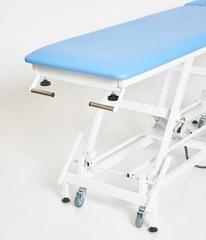 Массажный стол с электроприводом КСМ-04э с Регистрационным удостоверением
