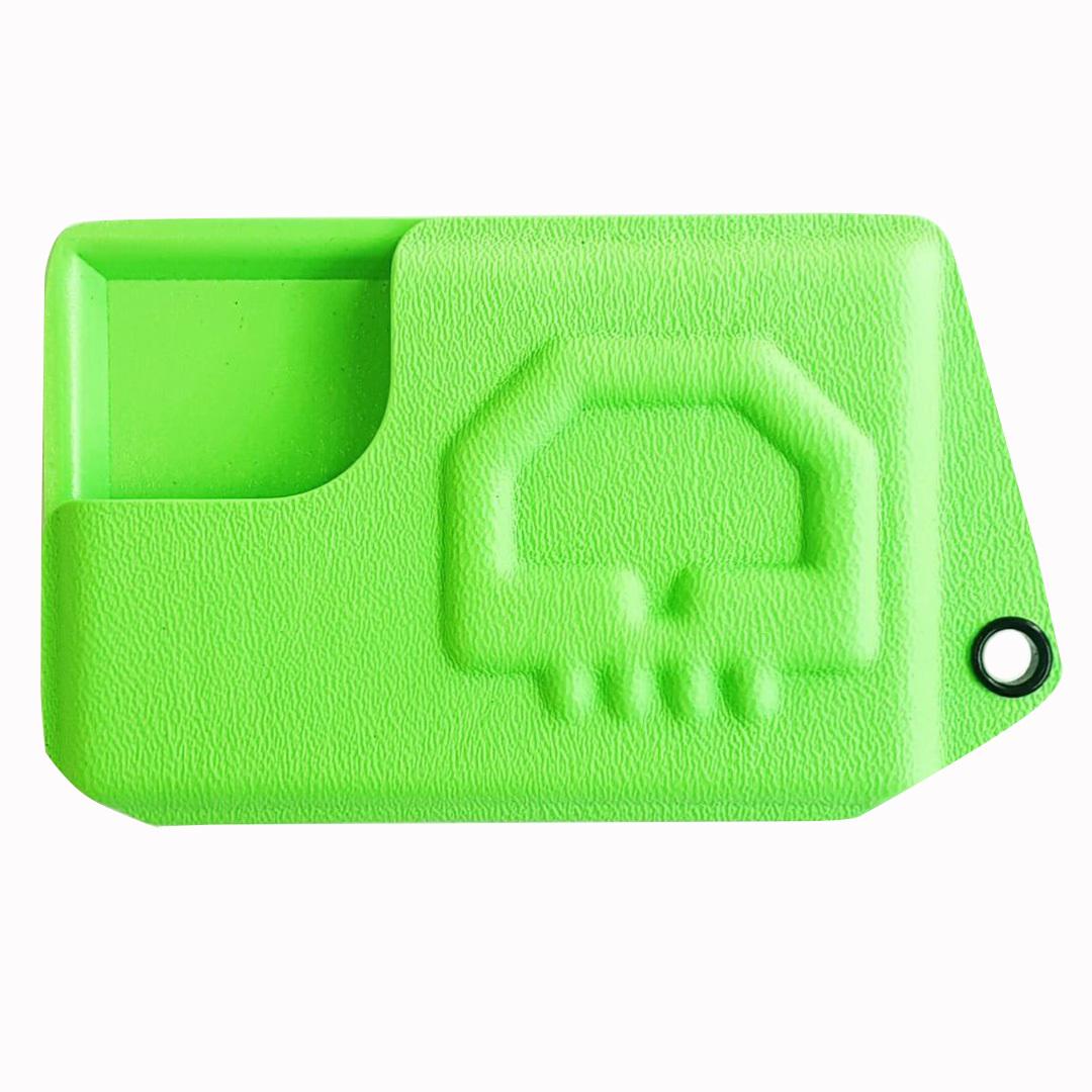Zombie green wallet