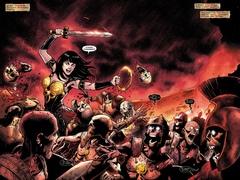 Эш и Зена против Зловещих мертвецов