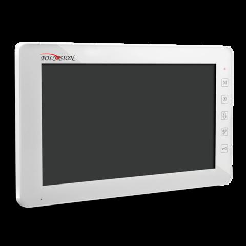 Видеодомофон Polyvision PVD-10M v.7.1 white