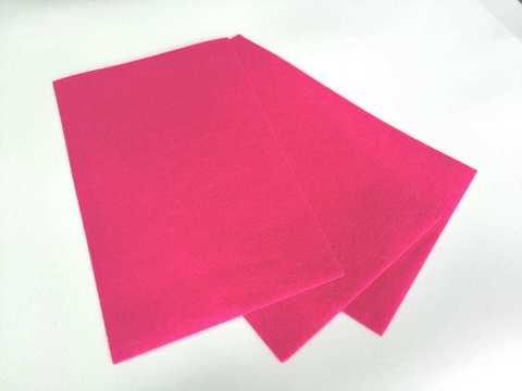 Фетр 20x30,  жесткий,  толщиной 1 мм  Цвет №48