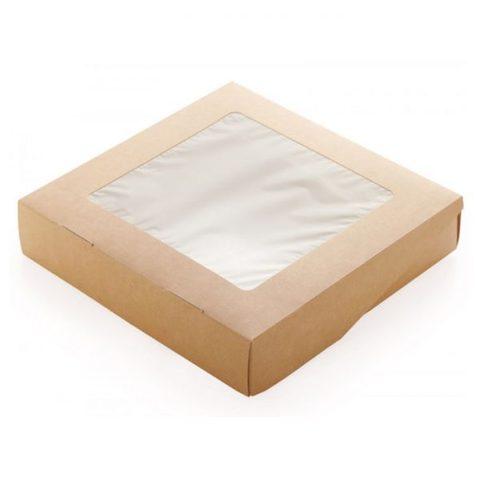 Коробочка ECO TABOX (20,5*20,5*5,5СМ)