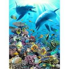 Puzzle Underwater Adventure 300 pcs