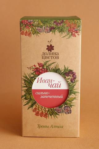 Иван-чай сильно запеченный в коробке 50г
