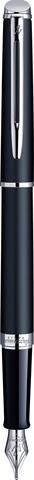 Перьевая ручка Waterman Hemisphere, цвет: MattBlack CT, перо: F