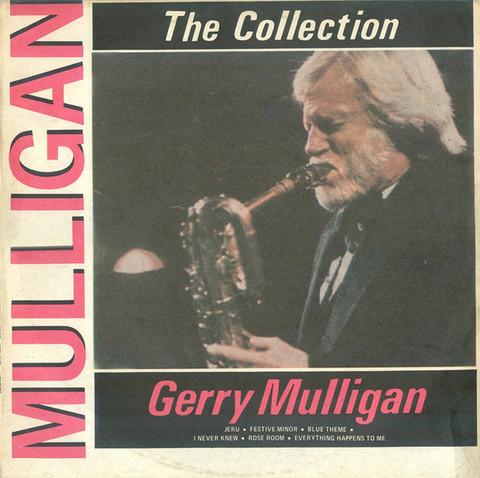 Виниловая пластинка. Gerry Mulligan 