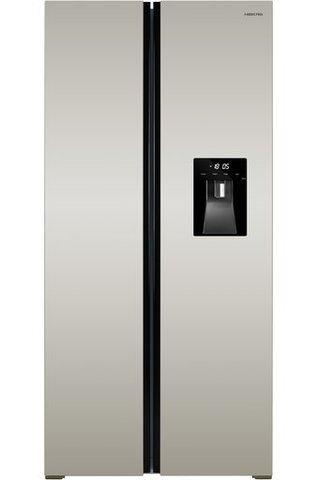 Холодильник HIBERG RFS-484DX NFH