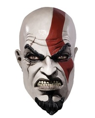 Бог войны маска Кратос