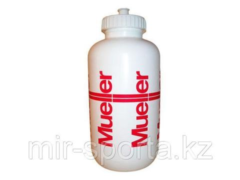 020551 Бутылка белая со спортивной пробкой Мюллер
