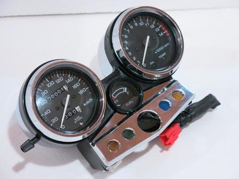 Приборная панель Honda CB 400 95-96 белая