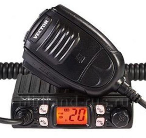 Си Би радиостанция Vector VT-27 Smart Turbo