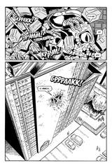 Классические Черепашки-Ниндзя: Новая мутация (суперобложка)