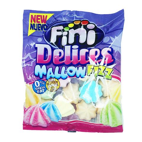 Маршмеллоу Fini Delices Mallow Fizz 80 гр